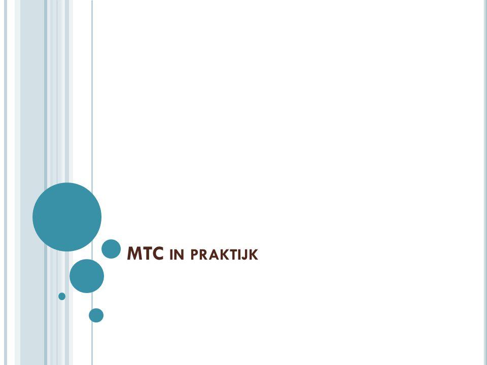 MTC in praktijk