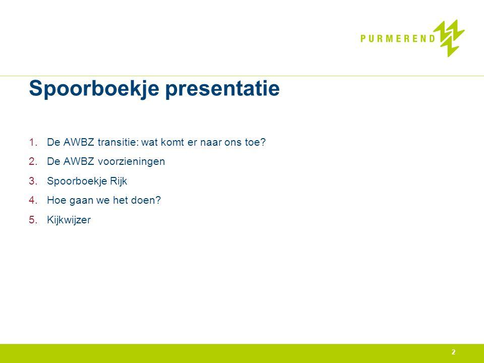 Spoorboekje presentatie