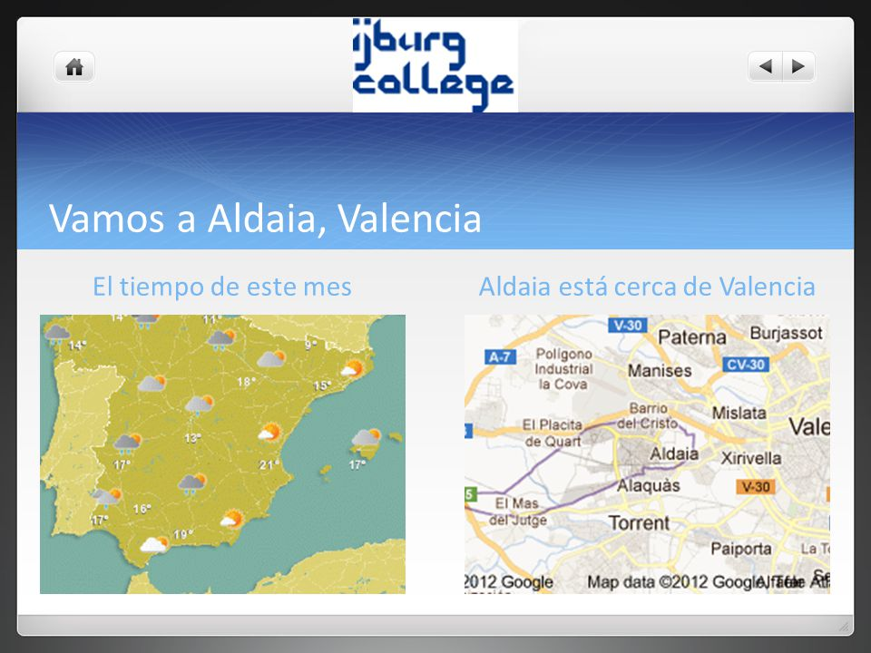 Vamos a Aldaia, Valencia