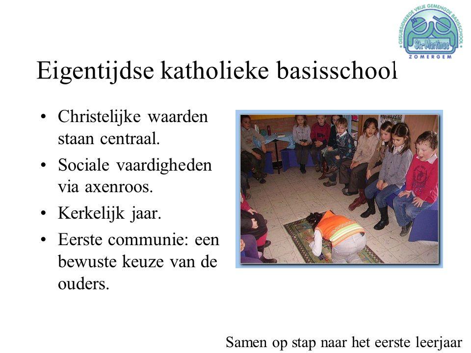 Eigentijdse katholieke basisschool