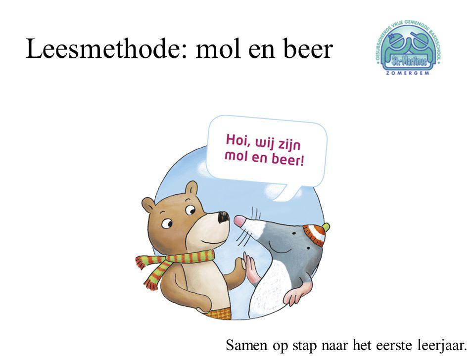 Leesmethode: mol en beer