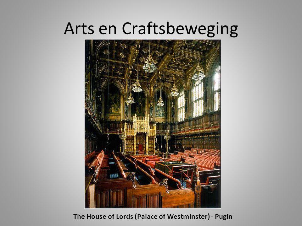Arts en Craftsbeweging