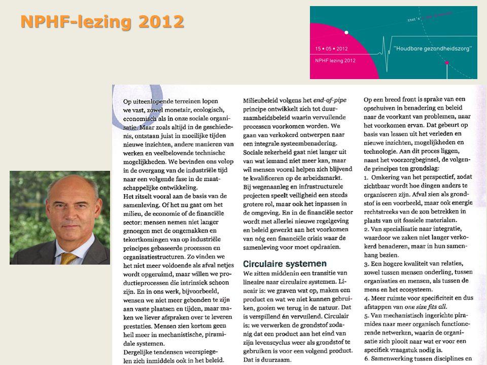 NPHF-lezing 2012
