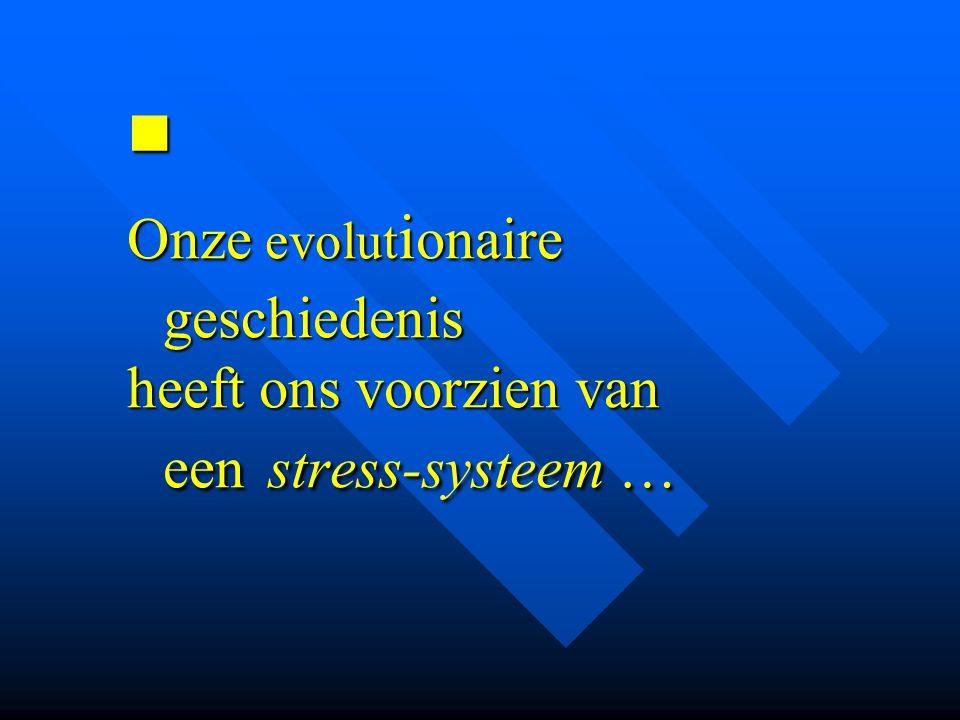 Onze evolutionaire geschiedenis