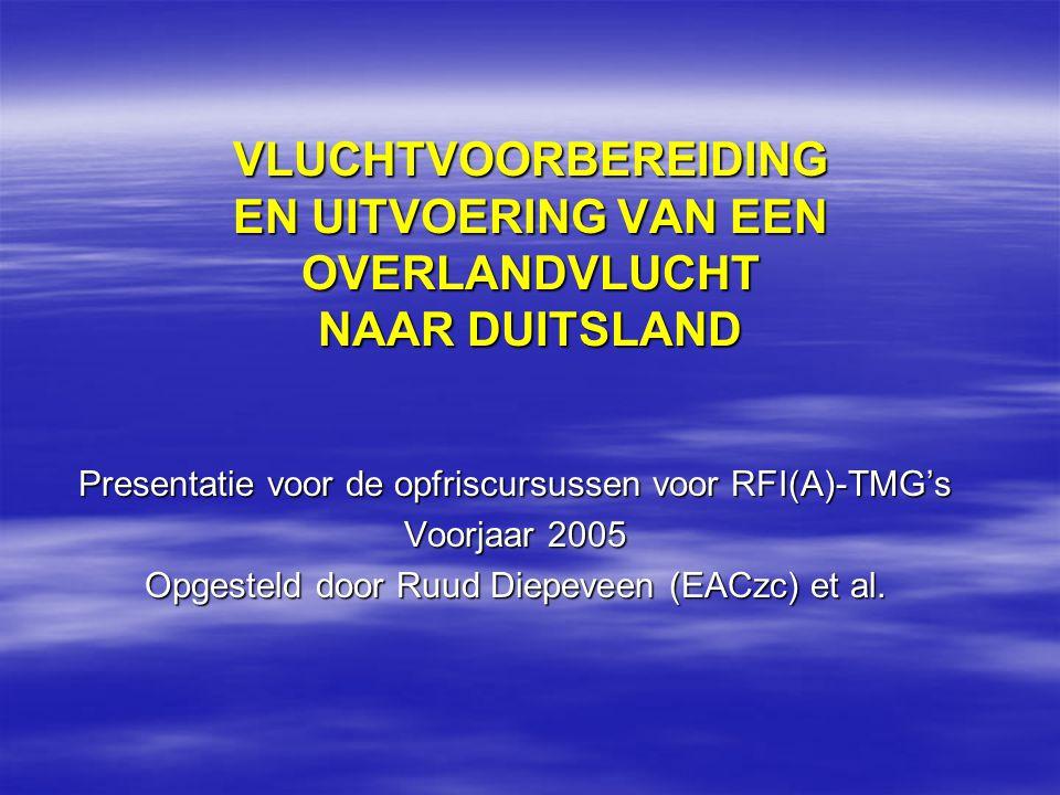 Overlandvlucht Buitenland