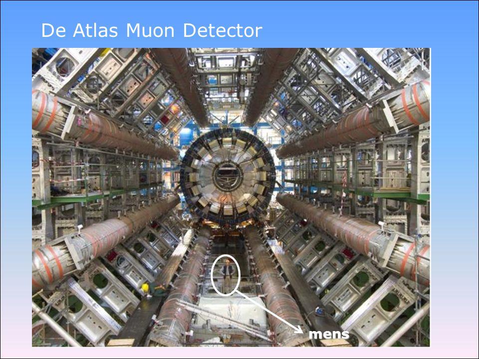 De Atlas Muon Detector mens 28