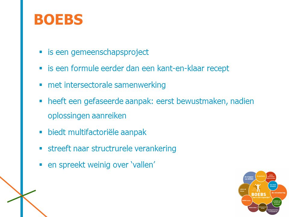 BOEBS is een gemeenschapsproject