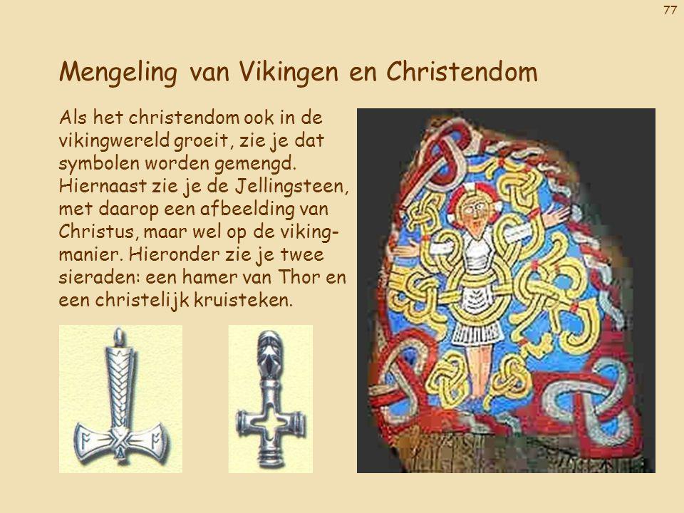 Mengeling van Vikingen en Christendom