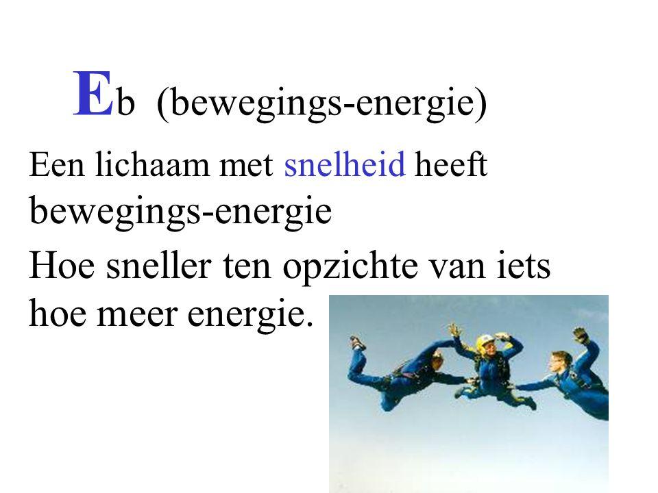 Eb (bewegings-energie)