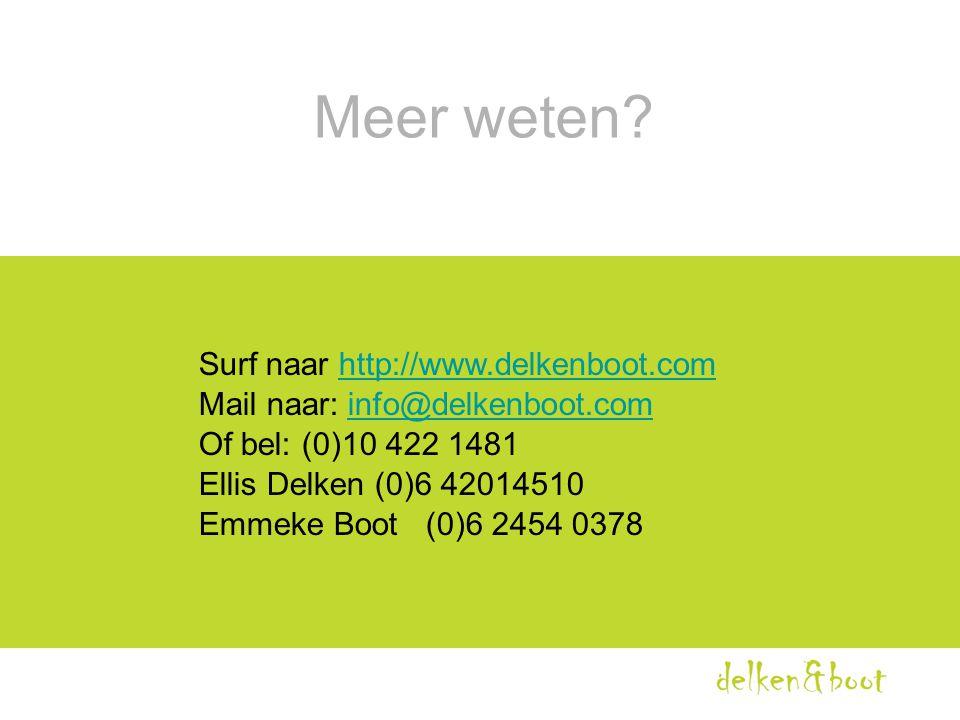 Meer weten Surf naar http://www.delkenboot.com
