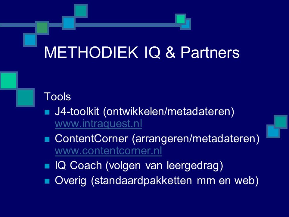 METHODIEK IQ & Partners