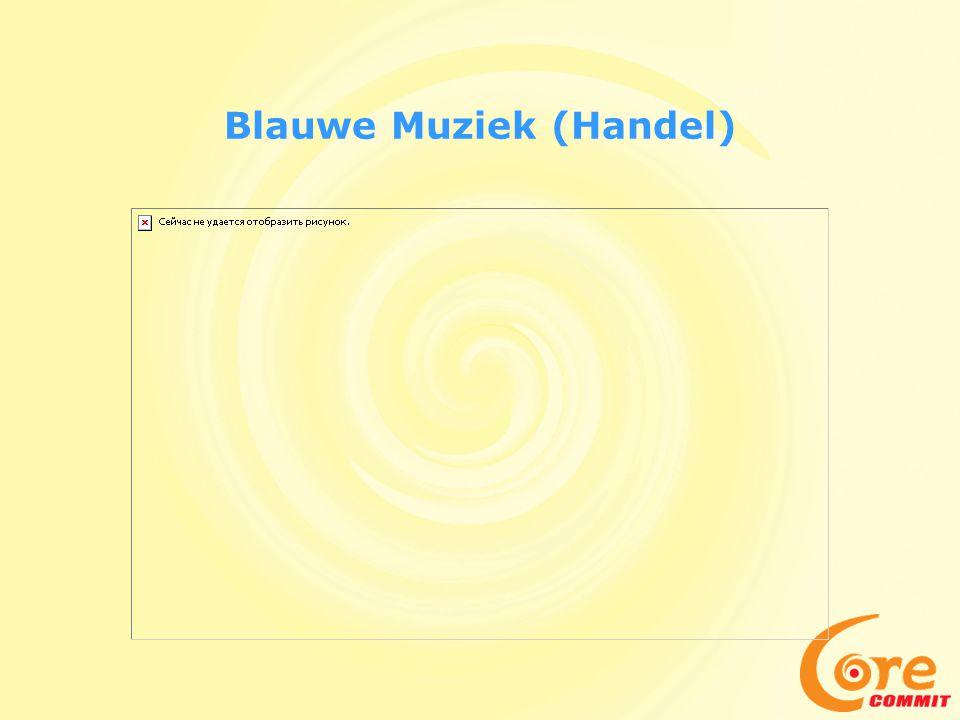 Blauwe Muziek (Handel)