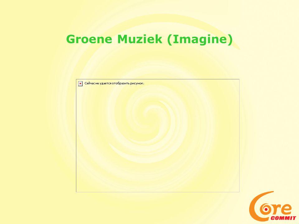 Groene Muziek (Imagine)