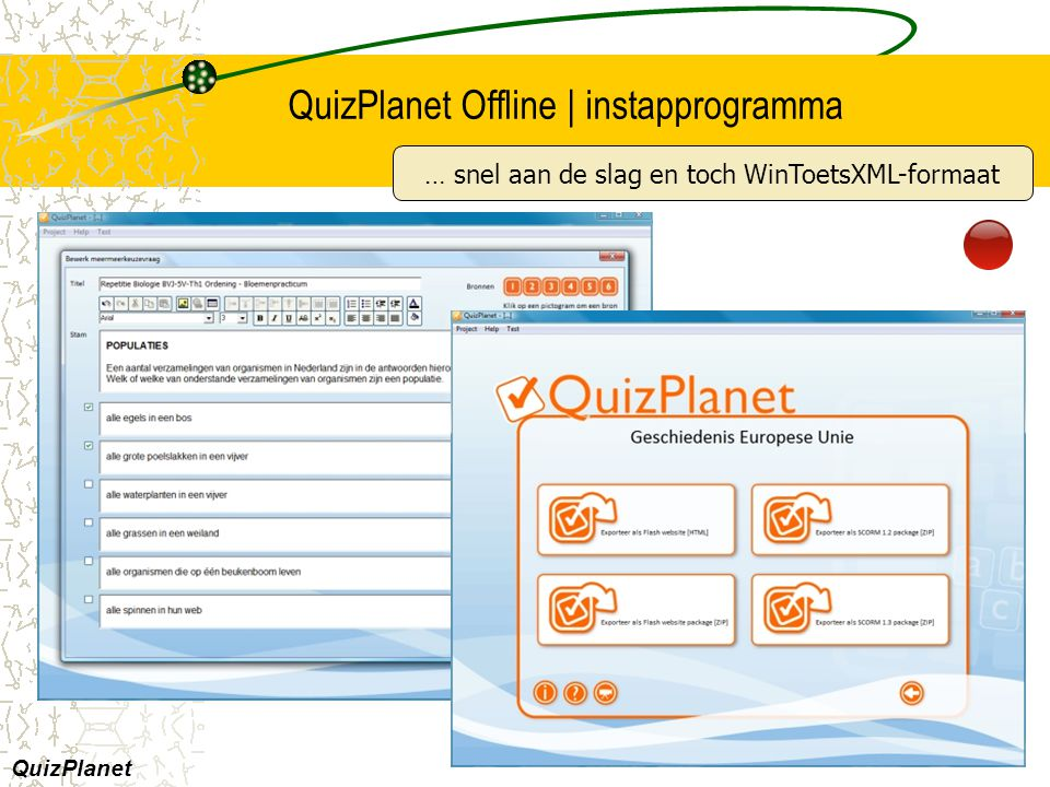 QuizPlanet Offline | instapprogramma