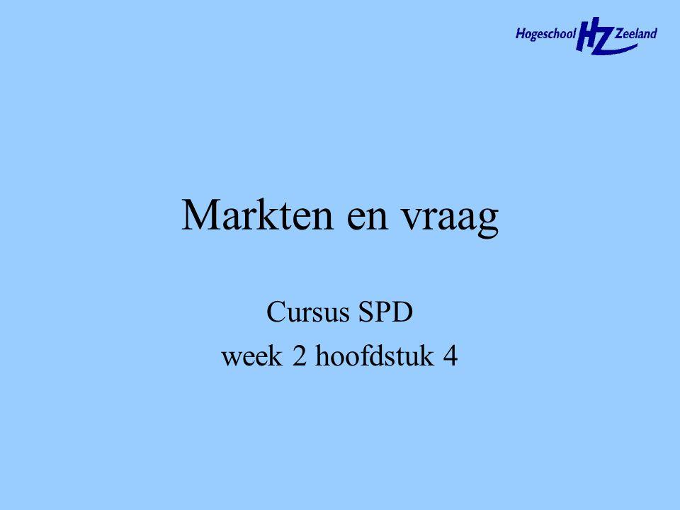 Cursus SPD week 2 hoofdstuk 4