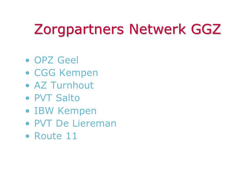 Zorgpartners Netwerk GGZ