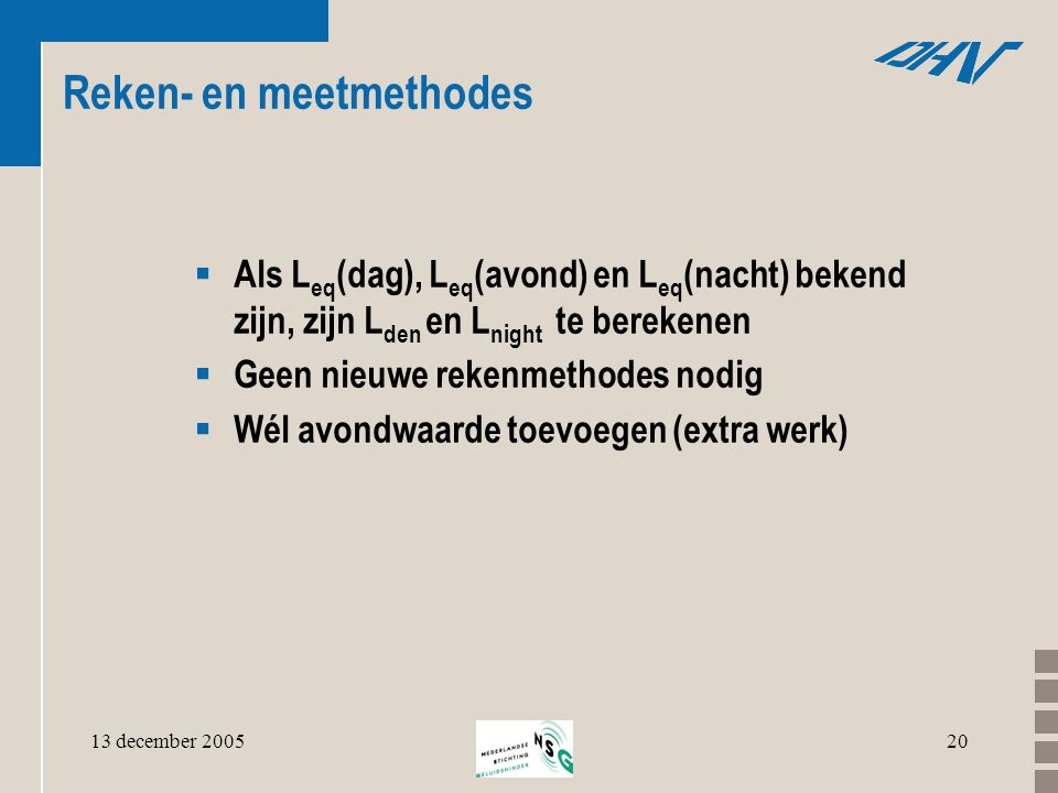 Reken- en meetmethodes