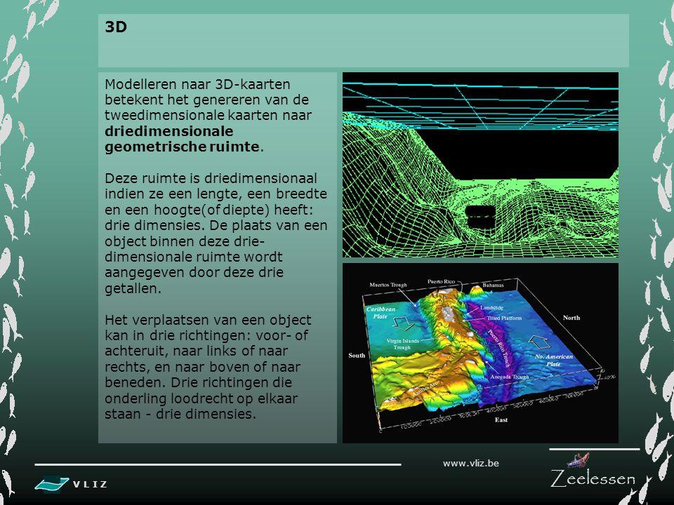 3D Modelleren naar 3D-kaarten betekent het genereren van de tweedimensionale kaarten naar driedimensionale geometrische ruimte.