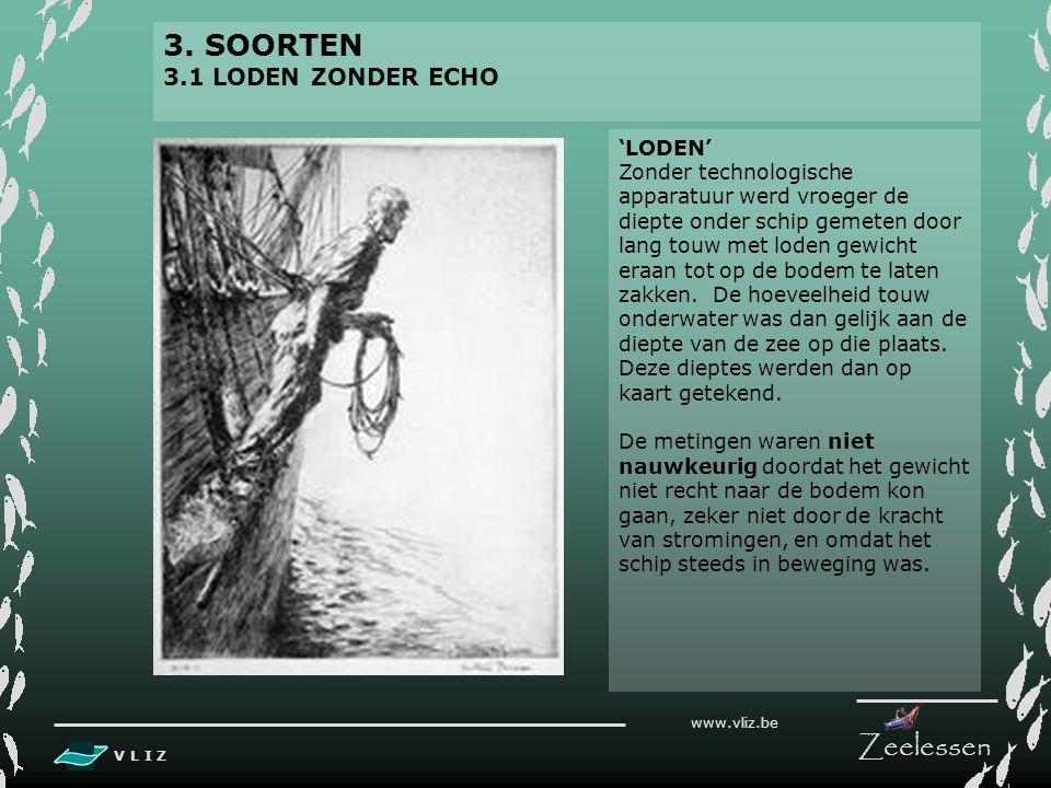 3. SOORTEN 3.1 LODEN ZONDER ECHO 'LODEN'