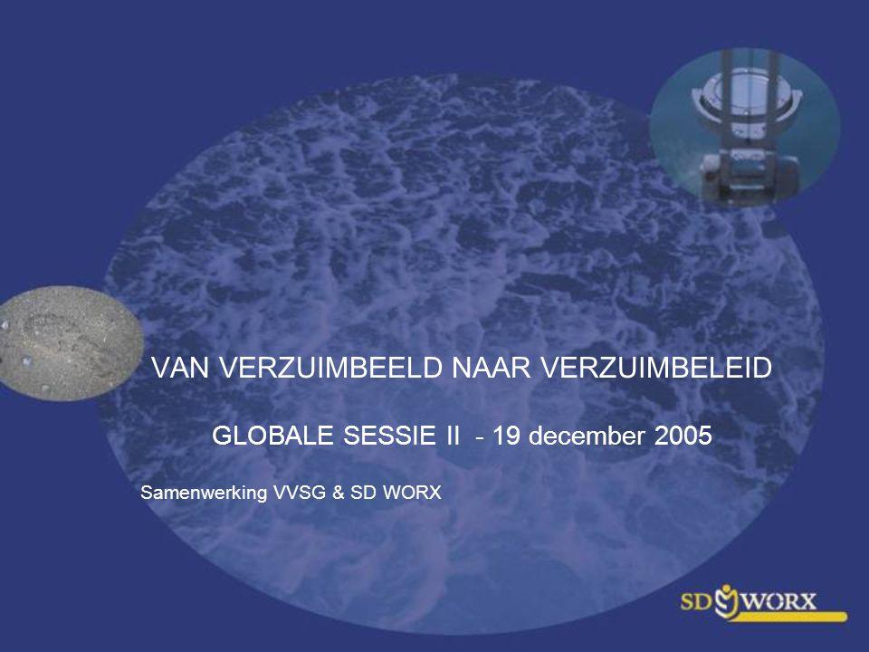 Samenwerking VVSG & SD WORX
