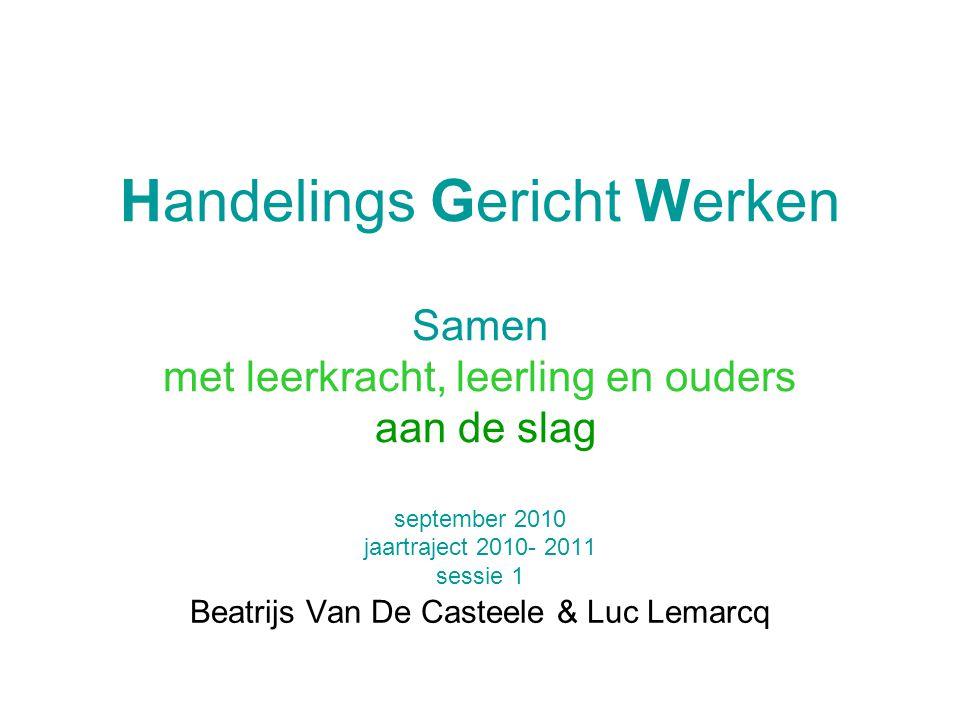 Beatrijs Van De Casteele & Luc Lemarcq