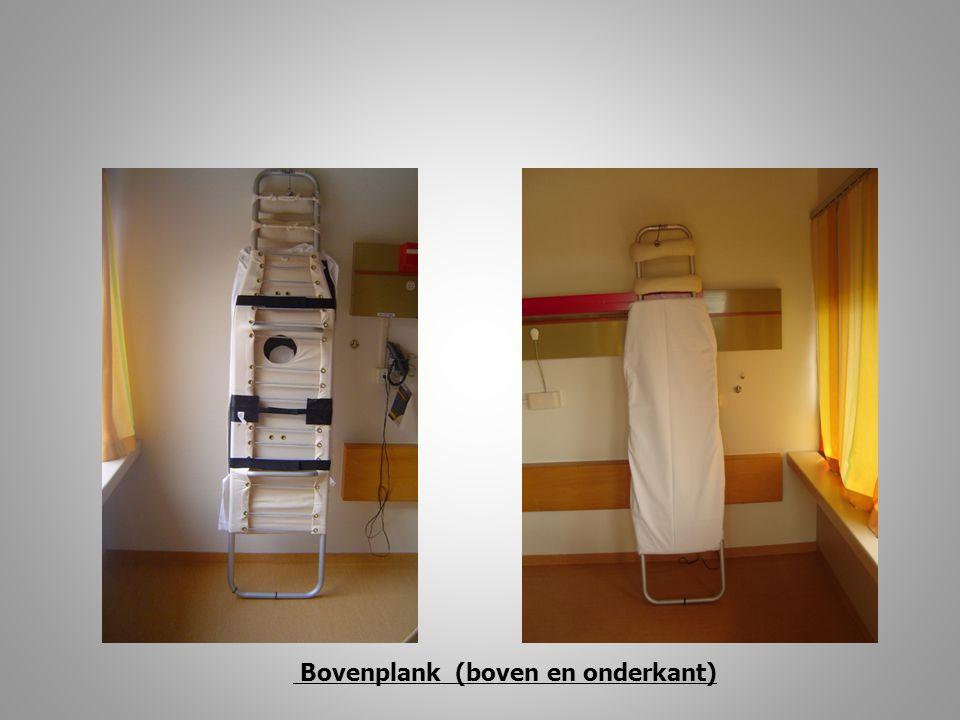 Bovenplank (boven en onderkant)