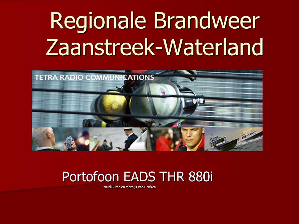 Regionale Brandweer Zaanstreek-Waterland