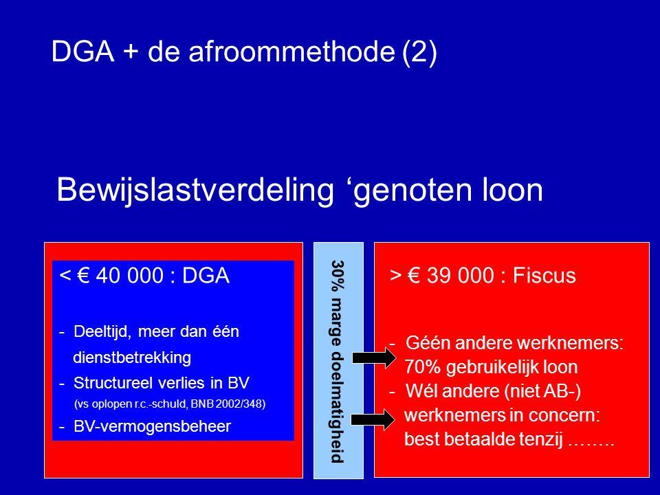DGA + de afroommethode (2)