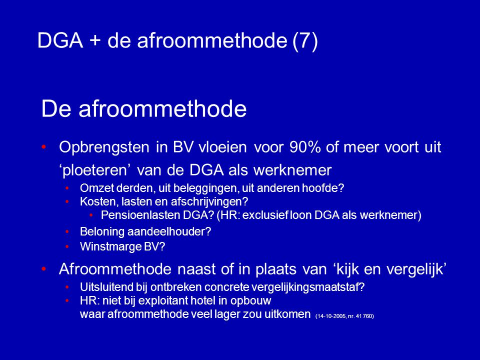 DGA + de afroommethode (7)