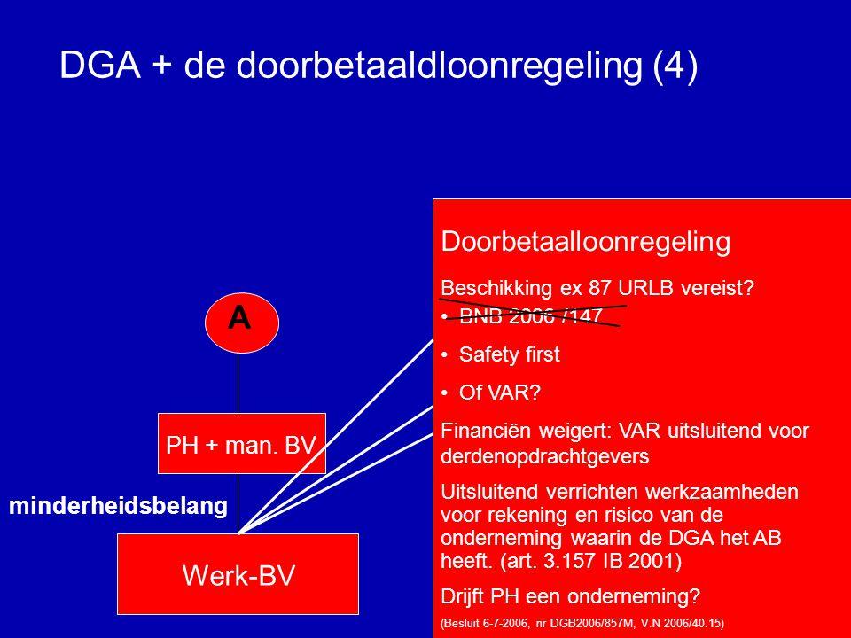 DGA + de doorbetaaldloonregeling (4)