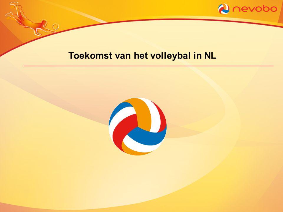 Toekomst van het volleybal in NL