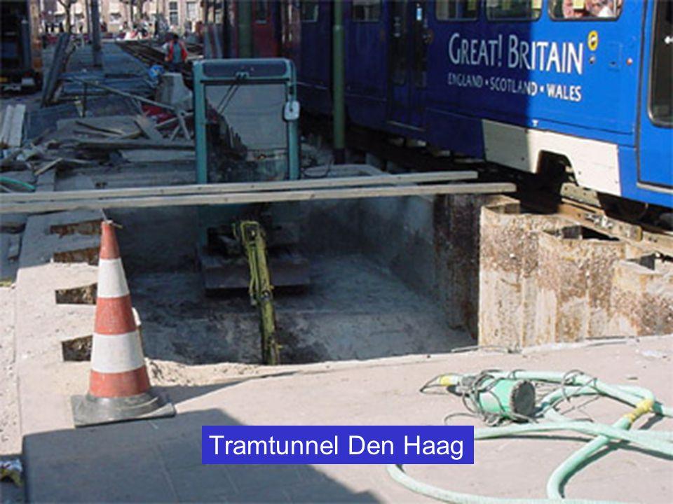 Tramtunnel Den Haag