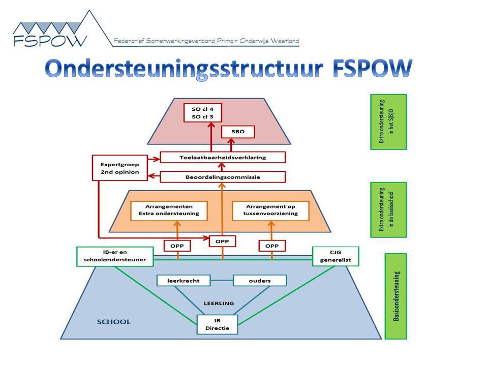 Ondersteuningsstructuur FSPOW