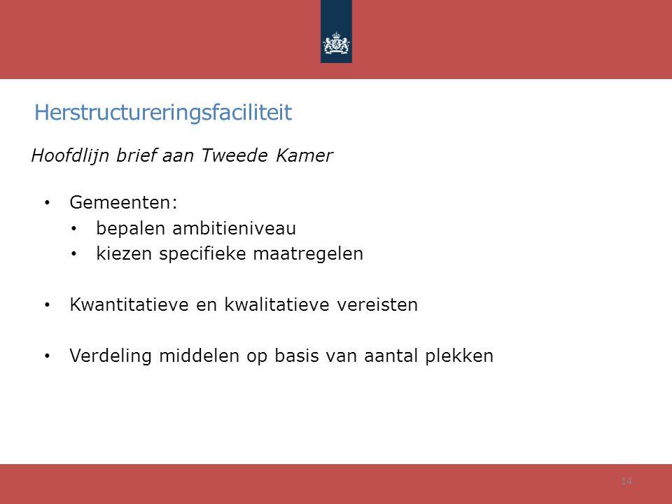 Herstructureringsfaciliteit