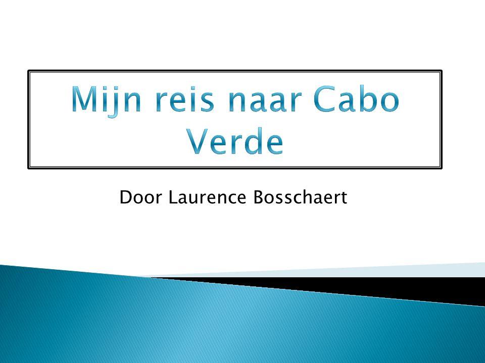 Mijn reis naar Cabo Verde
