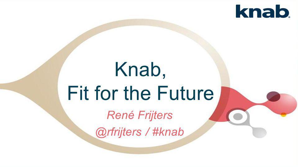 René Frijters @rfrijters / #knab