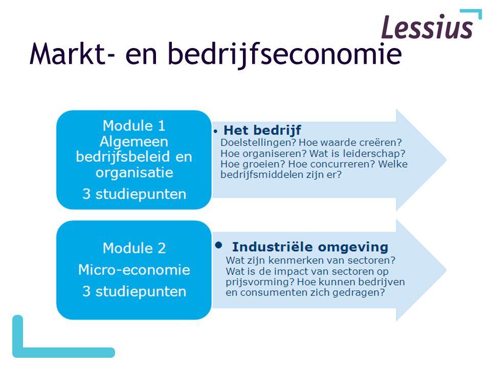 Markt- en bedrijfseconomie