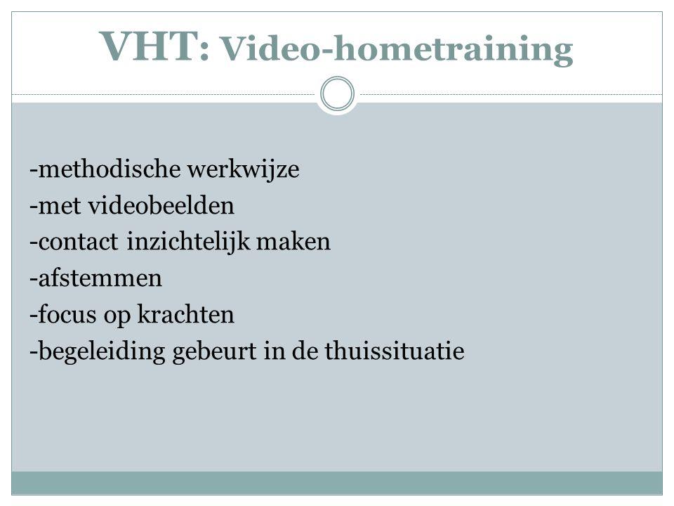 VHT: Video-hometraining
