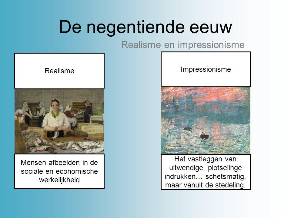Mensen afbeelden in de sociale en economische werkelijkheid