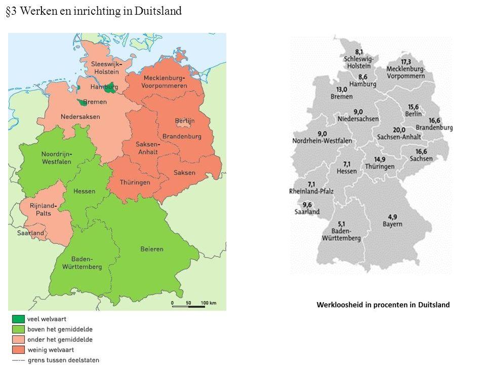 §3 Werken en inrichting in Duitsland