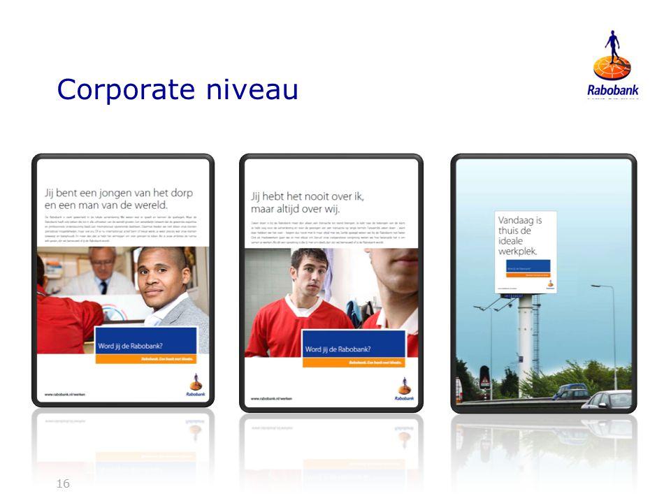 Rabobank Wholesale Powerpoint design