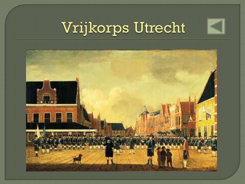 Vrijkorps Utrecht