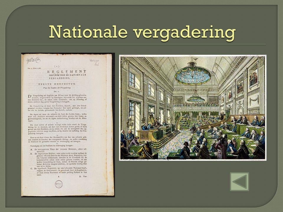 Nationale vergadering