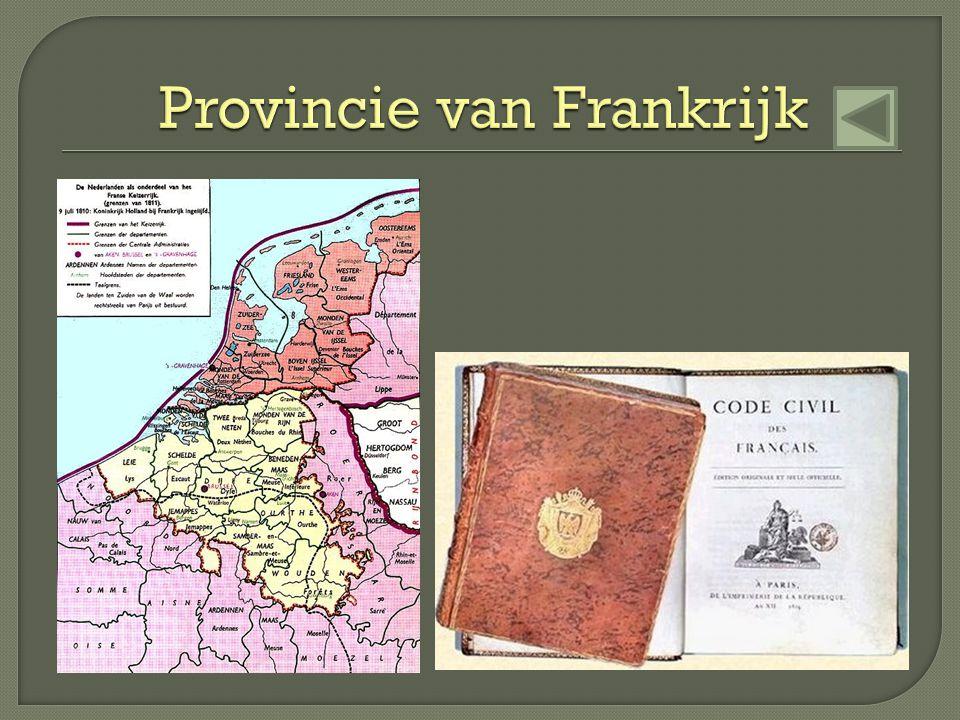 Provincie van Frankrijk