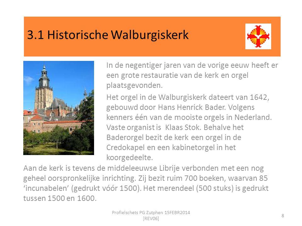 3.1 Historische Walburgiskerk