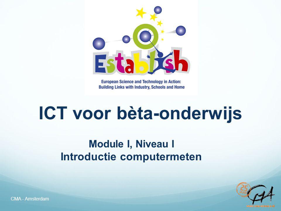 ICT voor bèta-onderwijs