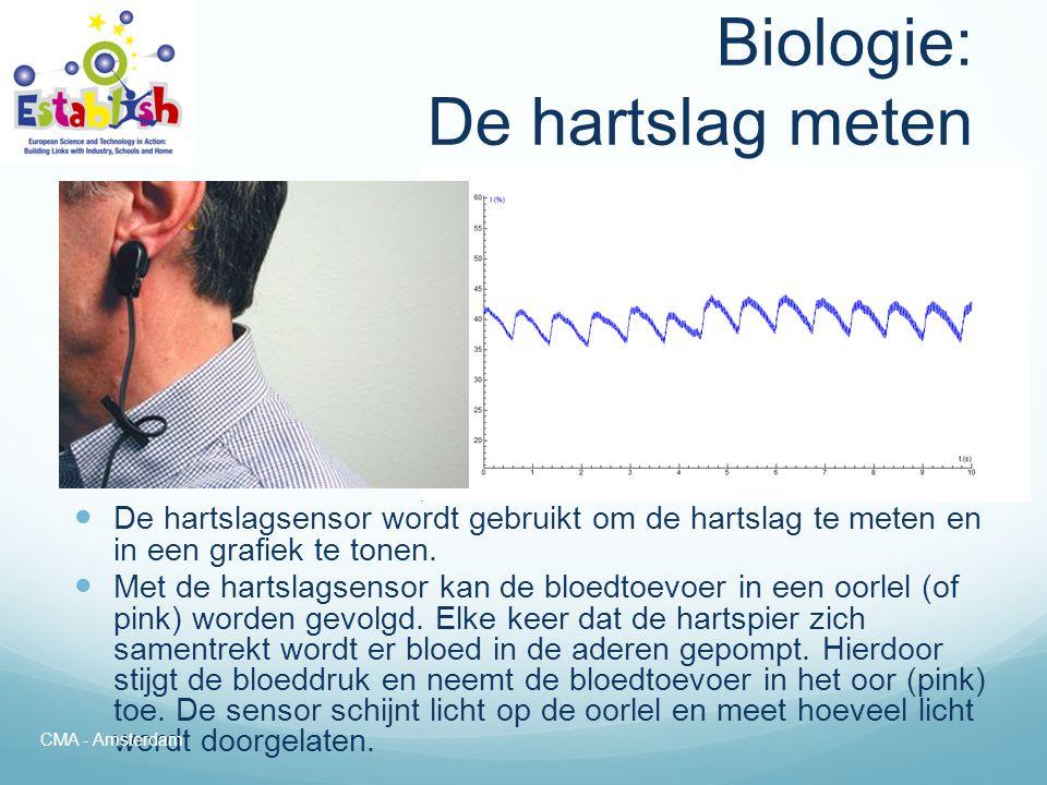 Biologie: De hartslag meten