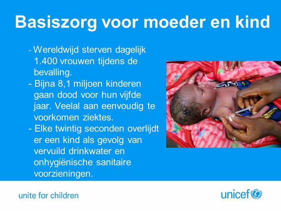 Basiszorg voor moeder en kind