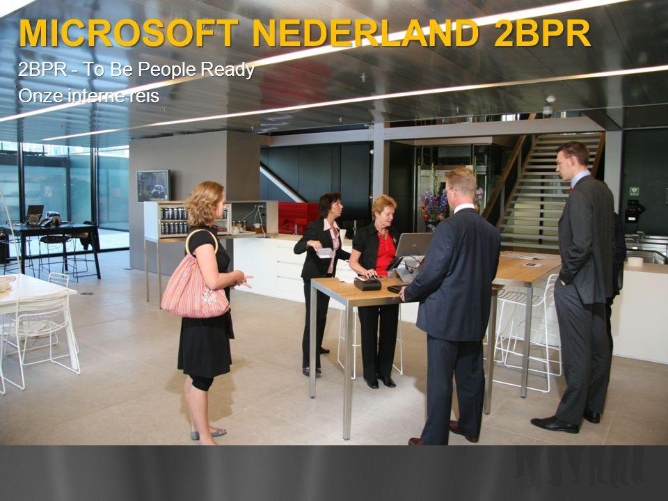 Microsoft Nederland 2BPR