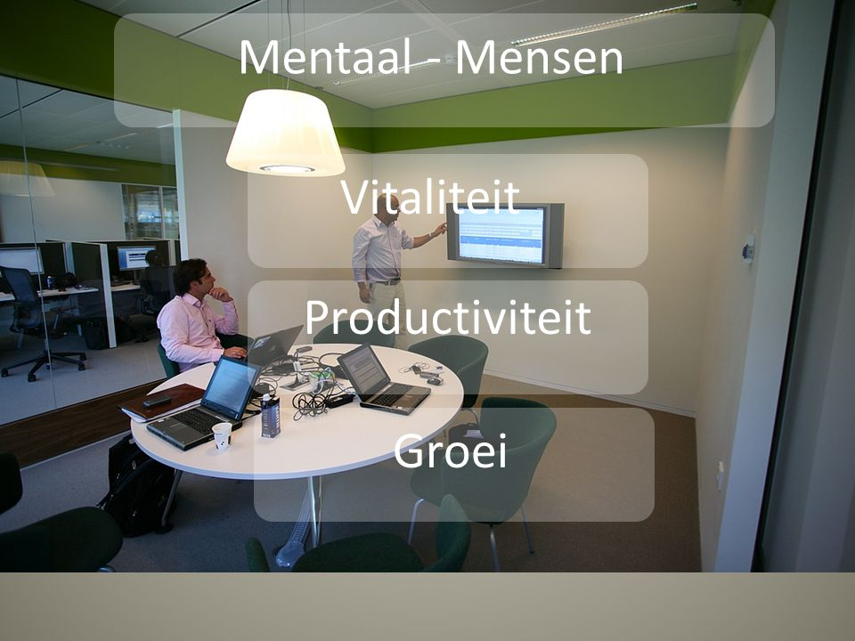 Mentaal - Mensen Vitaliteit Productiviteit Groei